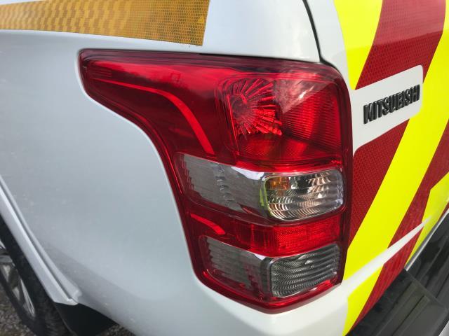 2017 Mitsubishi L200 Double Cab Di-D 178 Warrior 4Wd Auto EURO 6 (WR17SNK) Image 53