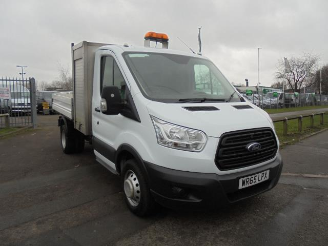 2015 Ford Transit 2.2 Tdci 125Ps Chassis Cab (WR65LPX)
