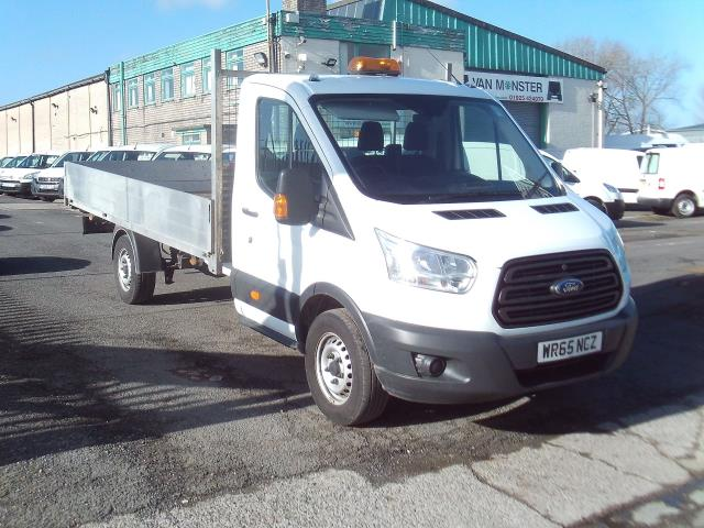 2015 Ford Transit T350 13ft Dropside 125ps (WR65NCZ)
