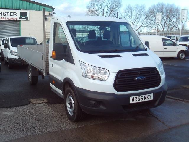 2015 Ford Transit T350 13ft Dropside 125ps (WR65RKY)