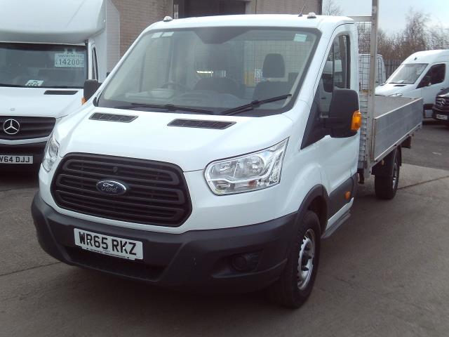 2015 Ford Transit T350 13ft Dropside 125ps (WR65RKZ)