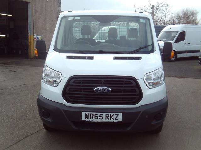 2015 Ford Transit T350 13ft Dropside 125ps (WR65RKZ) Image 11
