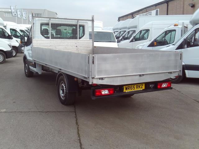 2015 Ford Transit T350 13ft Dropside 125ps (WR65RKZ) Image 4