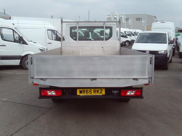 2015 Ford Transit T350 13ft Dropside 125ps (WR65RKZ) Image 12