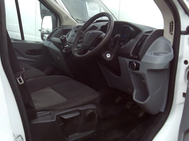 2015 Ford Transit T350 13ft Dropside 125ps (WR65RKZ) Image 9
