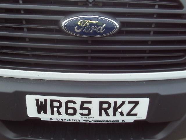 2015 Ford Transit T350 13ft Dropside 125ps (WR65RKZ) Image 17
