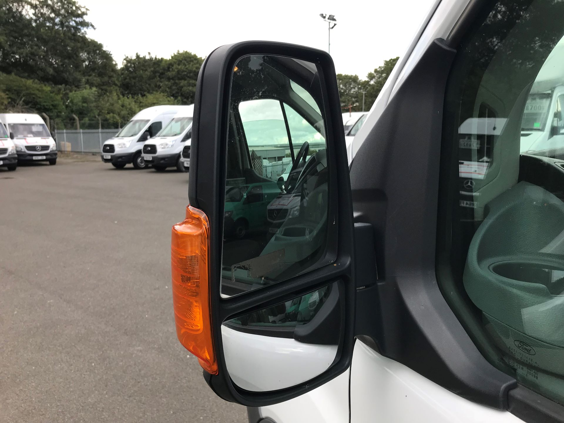 2015 Ford Transit 350 L4 DROP SIDE 125PS EURO 5 (WR65RMX) Image 12