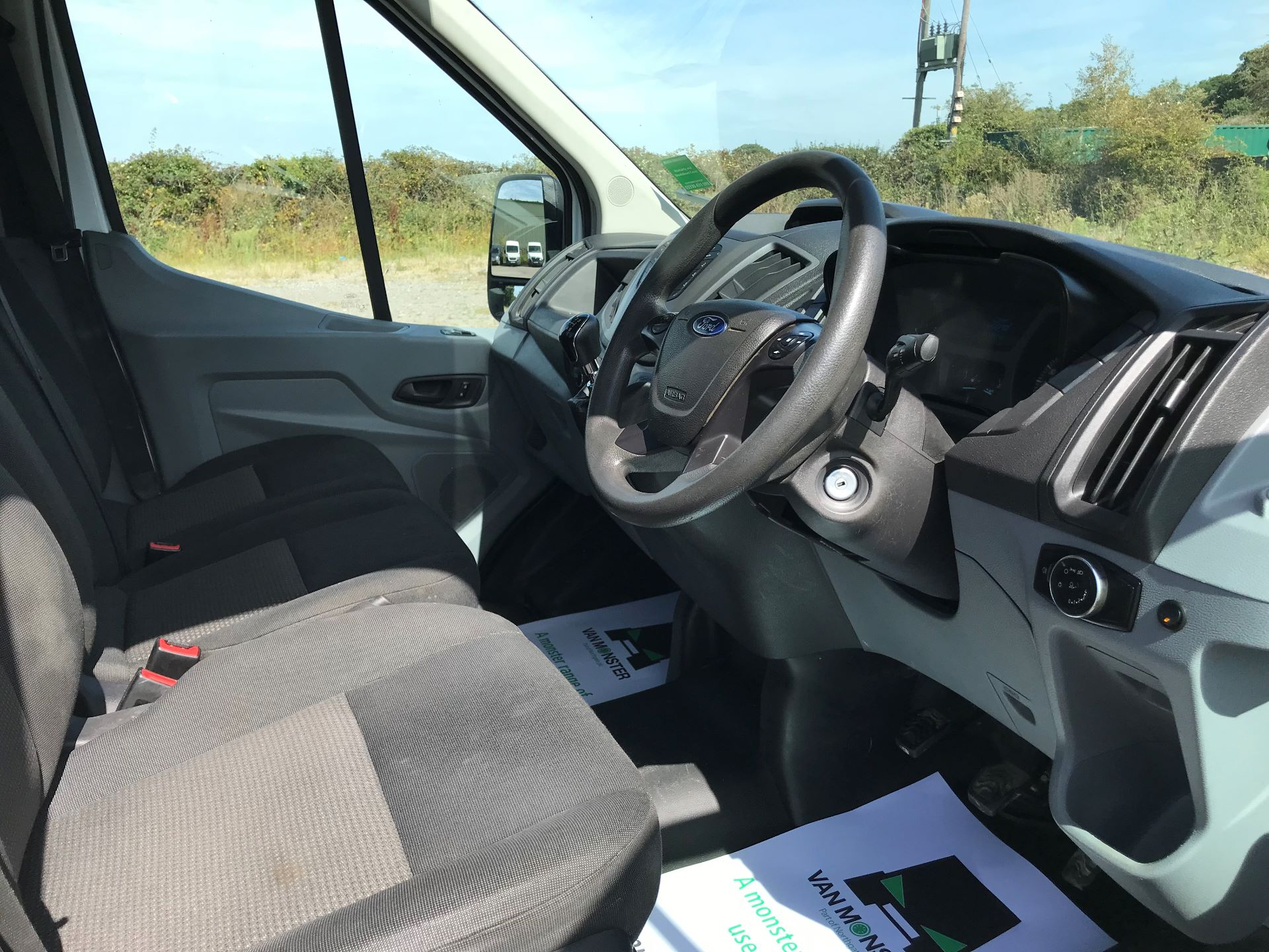 2015 Ford Transit 350 L4 DROP SIDE 125PS EURO 5 (WR65RMY) Image 20
