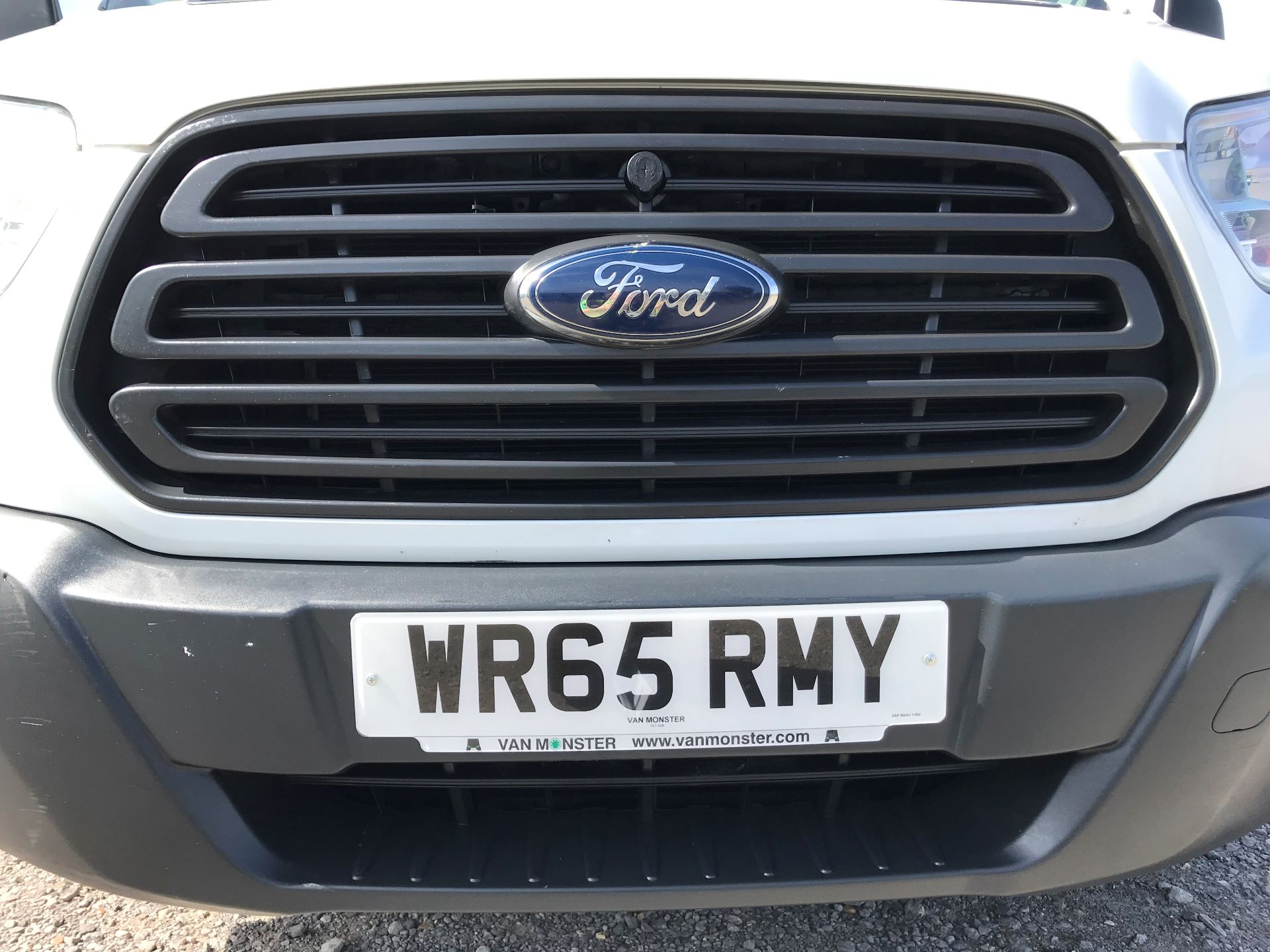 2015 Ford Transit 350 L4 DROP SIDE 125PS EURO 5 (WR65RMY) Image 12