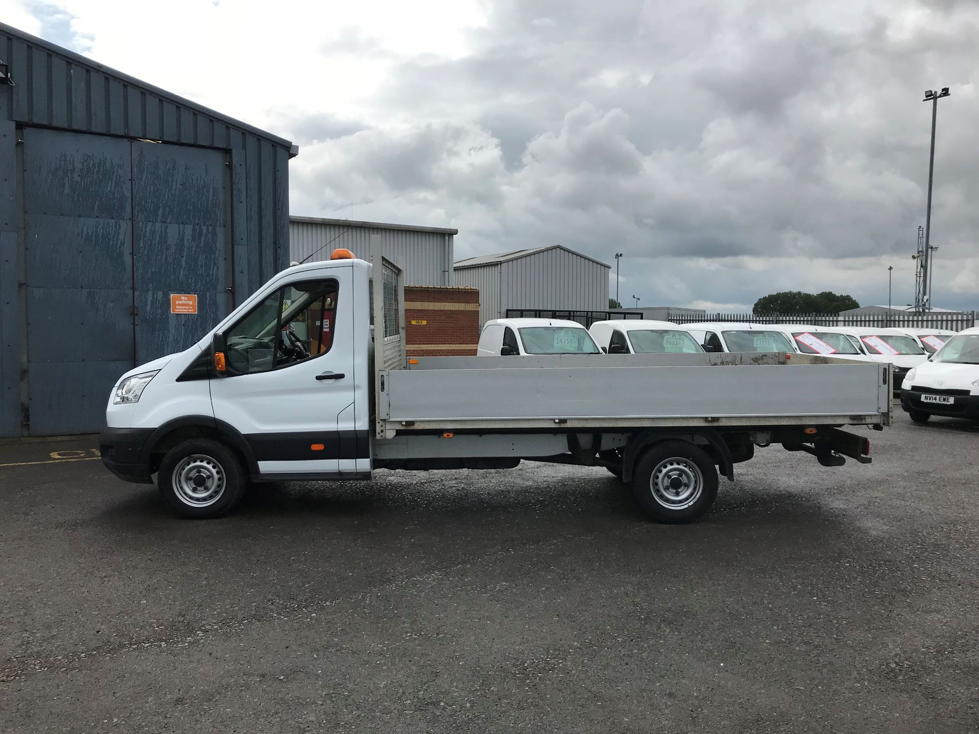 2015 Ford Transit 2.2 Tdci 125Ps Chassis Cab (WR65RVT) Image 7