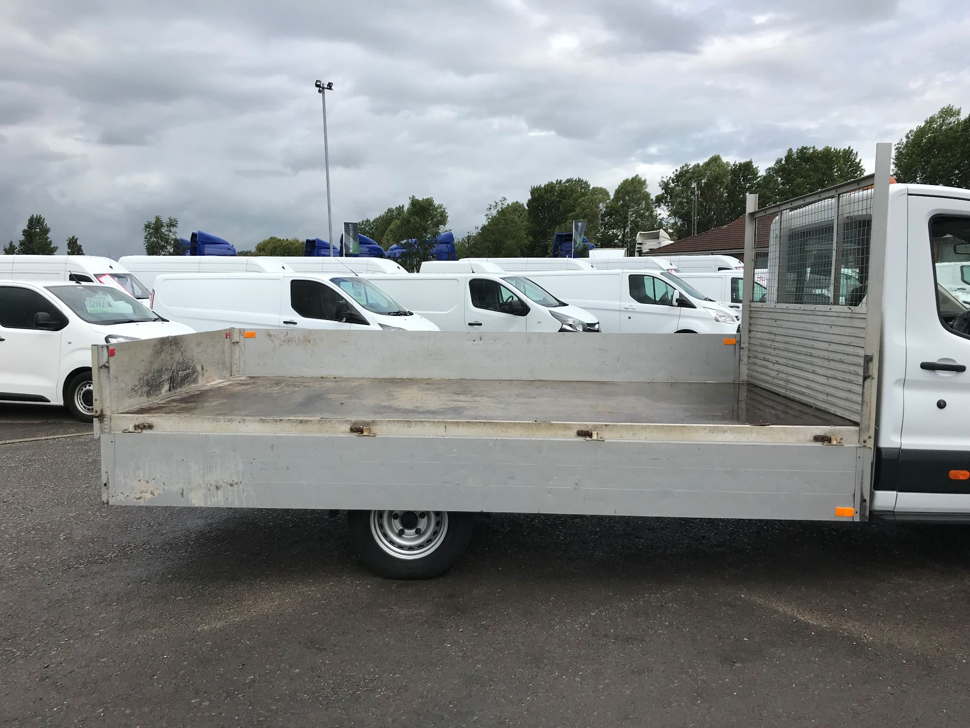 2015 Ford Transit 2.2 Tdci 125Ps Chassis Cab (WR65RVT) Image 16