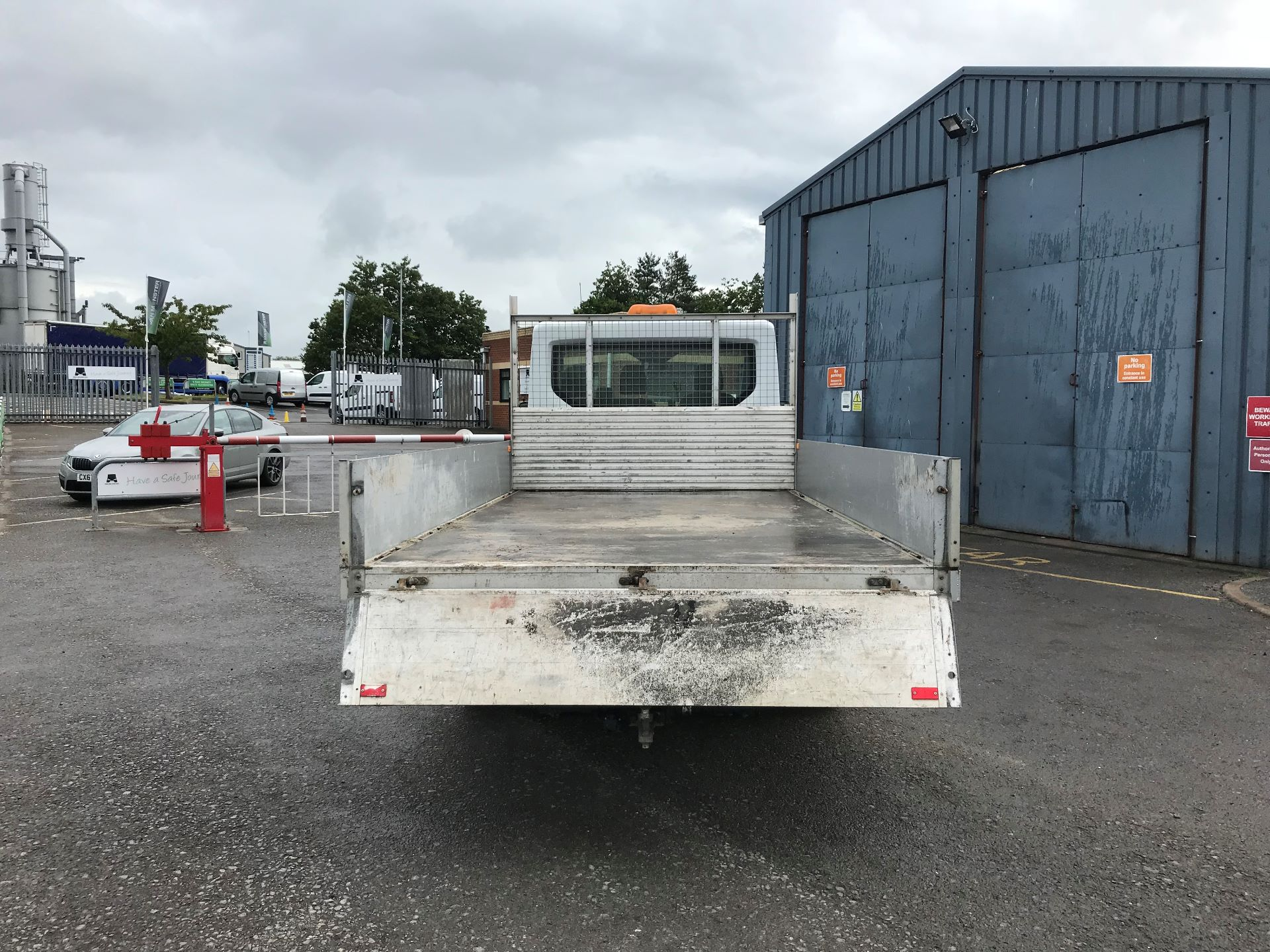 2015 Ford Transit 2.2 Tdci 125Ps Chassis Cab (WR65RVT) Image 15