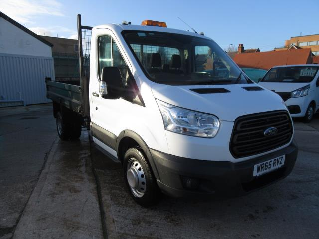 2015 Ford Transit  350 L2 SINGLE CAB TIPPER 100PS EURO 5 *TOW BAR* (WR65RVZ)
