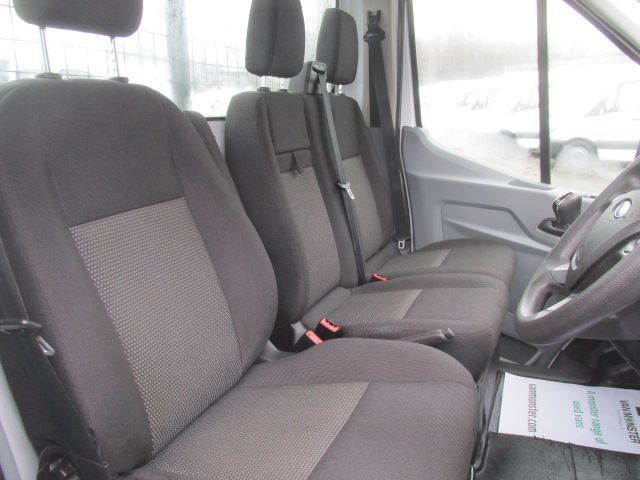 2015 Ford Transit 350 L2 SINGLE CAB TIPPER 125PS EURO 5 (WR65TYZ) Image 7