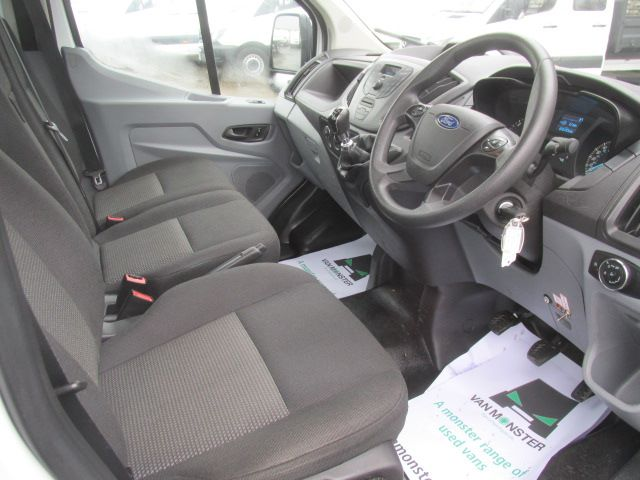 2015 Ford Transit 350 L2 SINGLE CAB TIPPER 125PS EURO 5 (WR65TYZ) Image 6