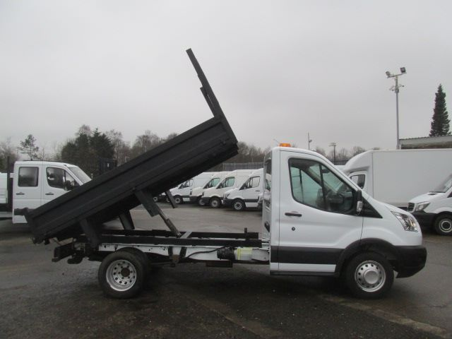 2015 Ford Transit 350 L2 SINGLE CAB TIPPER 125PS EURO 5 (WR65TYZ) Image 8