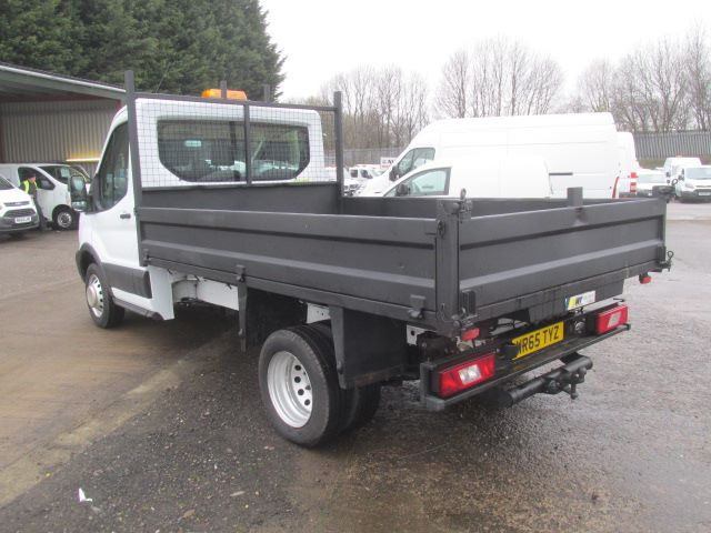 2015 Ford Transit 350 L2 SINGLE CAB TIPPER 125PS EURO 5 (WR65TYZ) Image 13