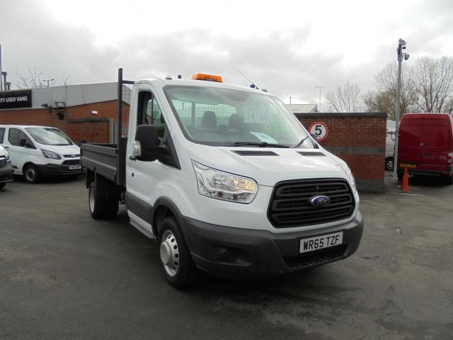 2015 Ford Transit 2.2 Tdci 125Ps TIPPER (WR65TZF)