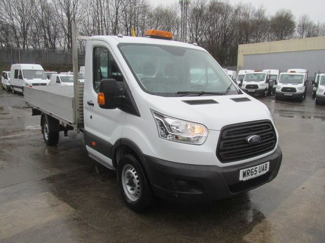 2015 Ford Transit 350 L4 DROPSIDE 125PS EURO 5 (WR65UAB)