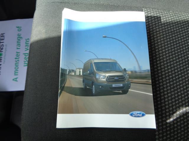 2015 Ford Transit 2.2 Tdci 125Ps Dropside (WR65UTB) Image 26