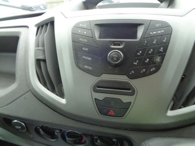 2015 Ford Transit 2.2 Tdci 125Ps Dropside (WR65UTB) Image 16