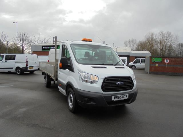 2016 Ford Transit 2.2 Tdci 125Ps Dropside (WR65UTX)