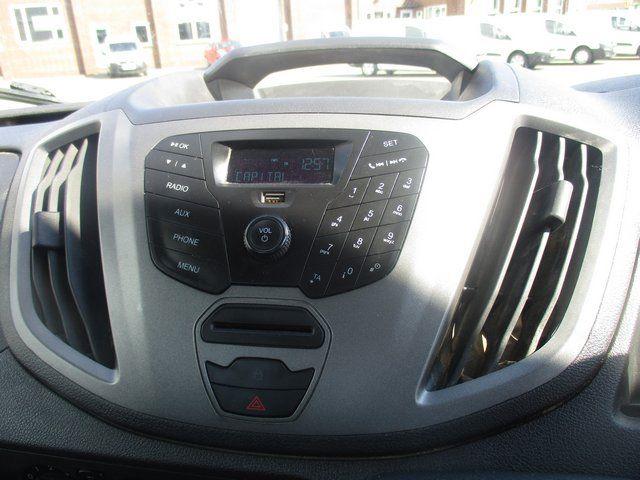 2015 Ford Transit 350 L2 SINGLE CAB TIPPER 125PS EURO 5 (WR65UUG) Image 12