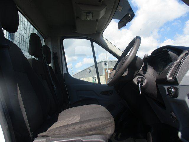 2015 Ford Transit 350 L2 SINGLE CAB TIPPER 125PS EURO 5 (WR65UUG) Image 11