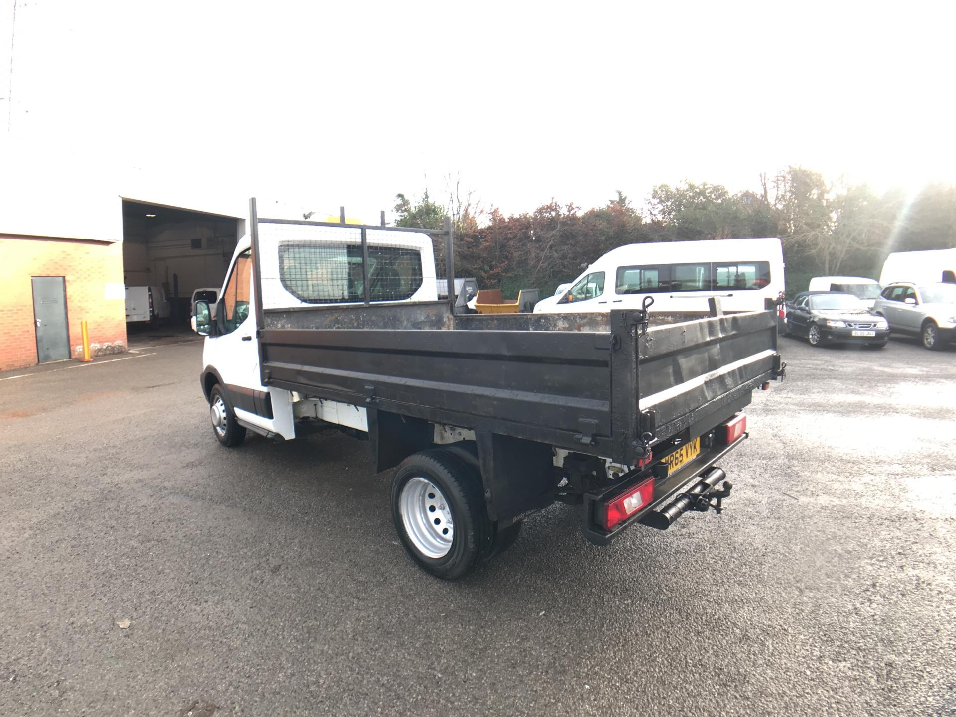 2016 Ford Transit 350 L2 SINGLE CAB TIPPER 125PS EURO 5 *VALUE RANGE VEHICLE CONDITION REFLECTED IN PRICE* (WR65VYK) Image 5