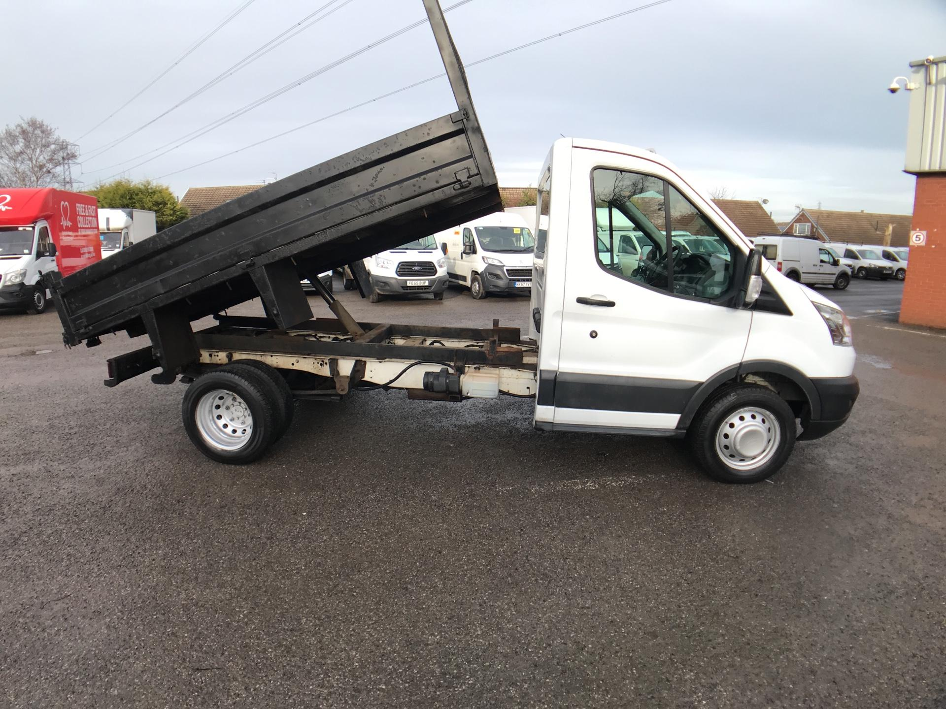 2016 Ford Transit 350 L2 SINGLE CAB TIPPER 125PS EURO 5 *VALUE RANGE VEHICLE CONDITION REFLECTED IN PRICE* (WR65VYK) Image 20