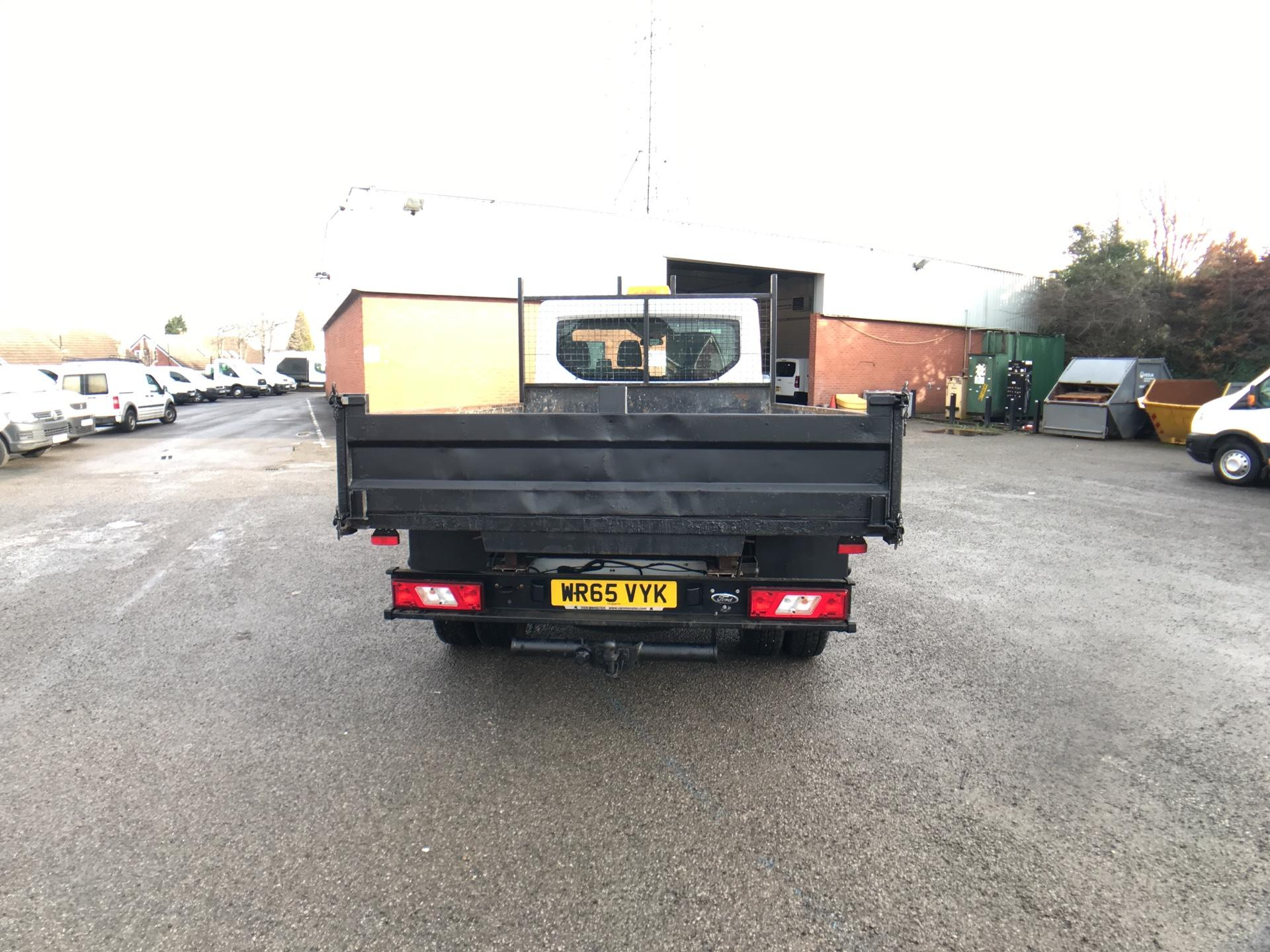 2016 Ford Transit 350 L2 SINGLE CAB TIPPER 125PS EURO 5 *VALUE RANGE VEHICLE CONDITION REFLECTED IN PRICE* (WR65VYK) Image 4