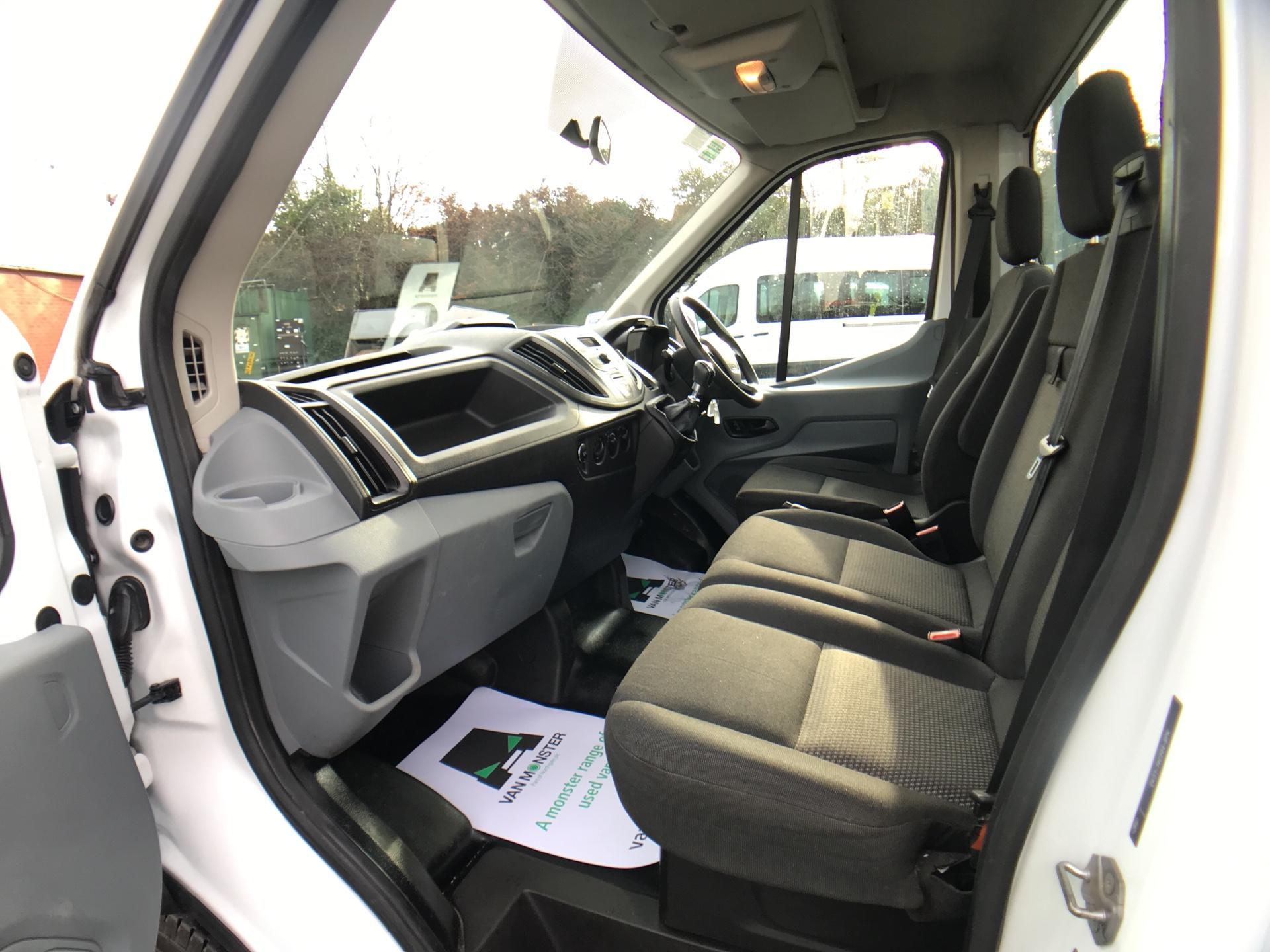2016 Ford Transit 350 L2 SINGLE CAB TIPPER 125PS EURO 5 *VALUE RANGE VEHICLE CONDITION REFLECTED IN PRICE* (WR65VYK) Image 14
