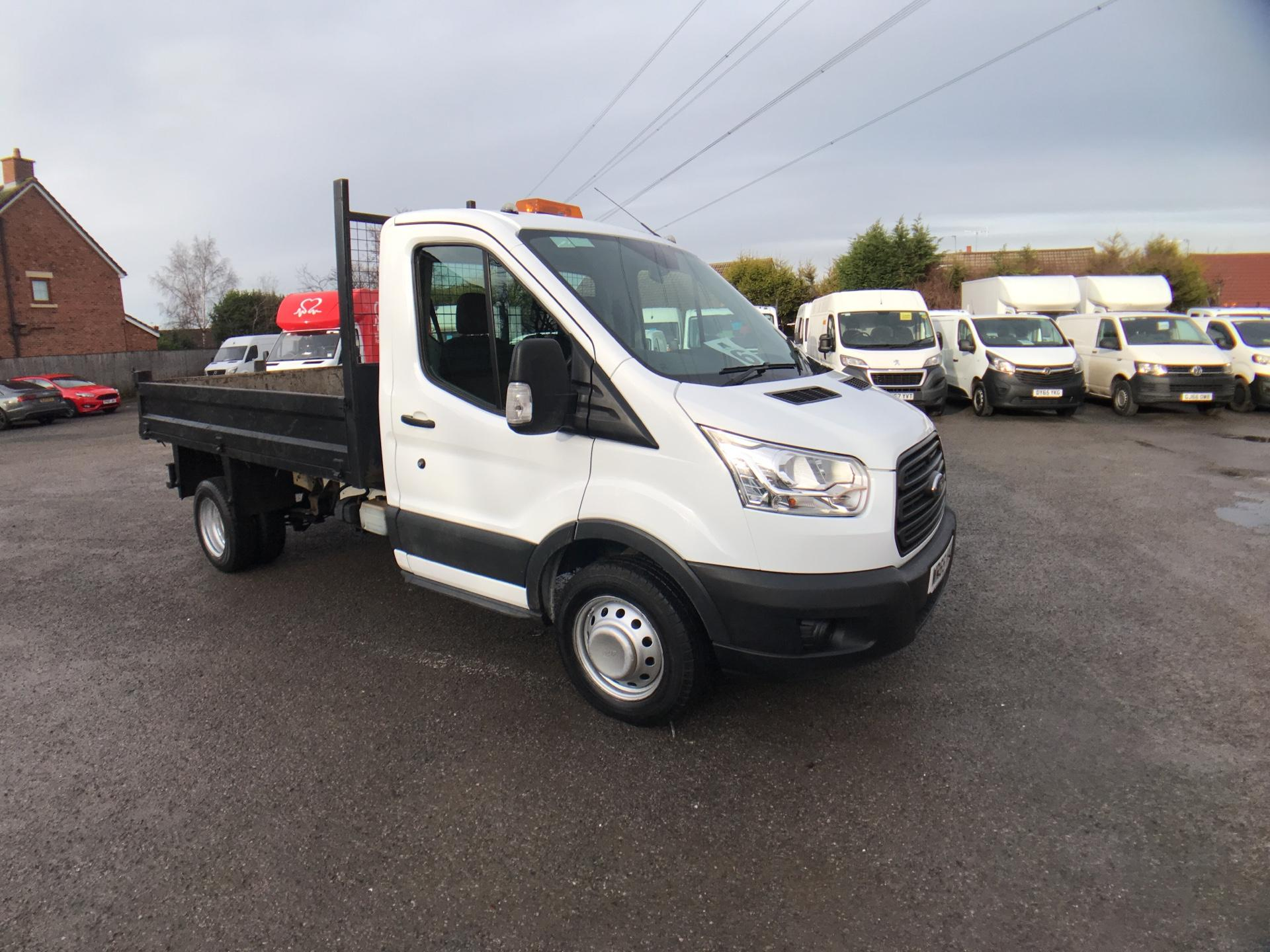 2016 Ford Transit 350 L2 SINGLE CAB TIPPER 125PS EURO 5 *VALUE RANGE VEHICLE CONDITION REFLECTED IN PRICE* (WR65VYK)