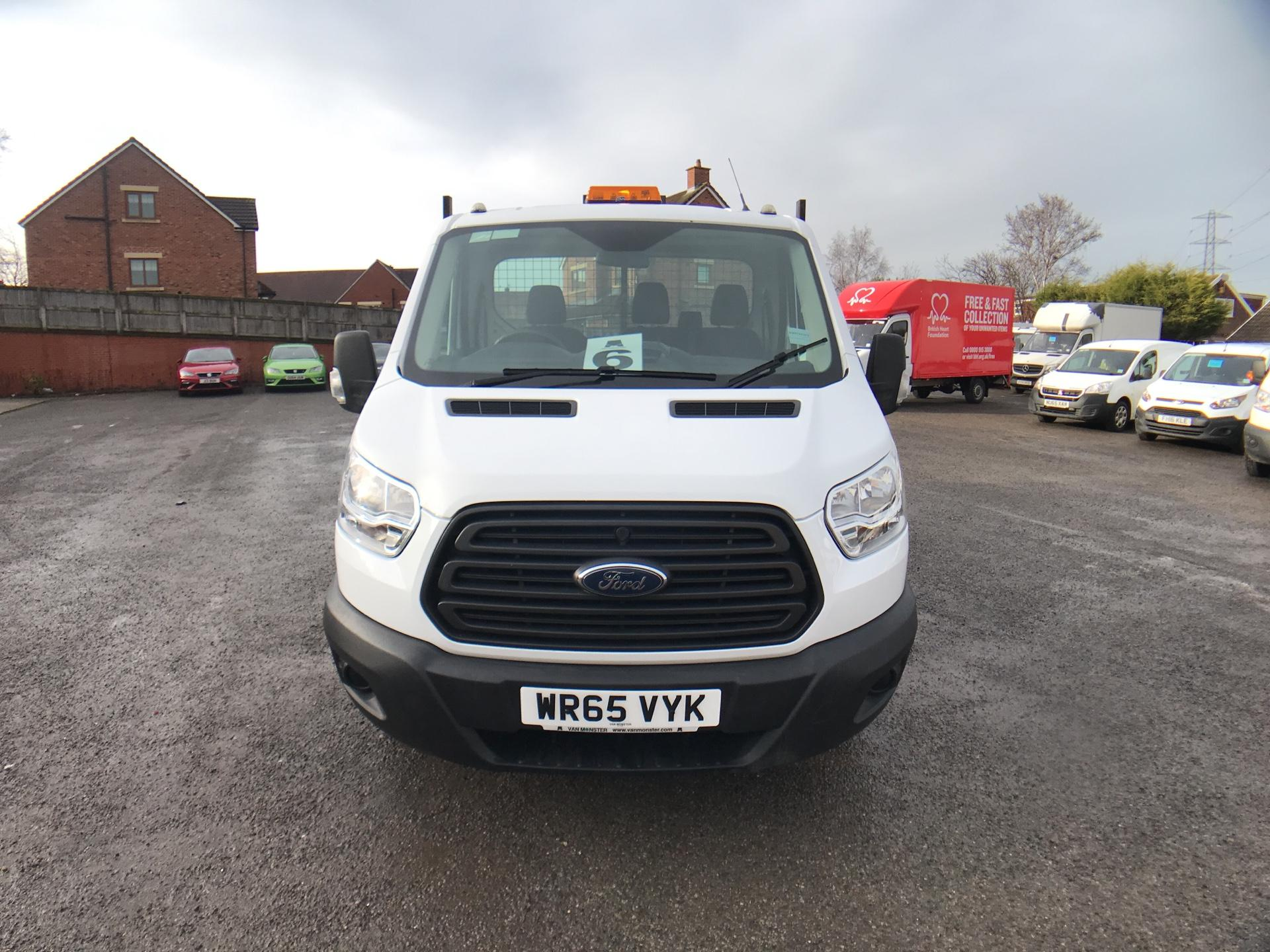 2016 Ford Transit 350 L2 SINGLE CAB TIPPER 125PS EURO 5 *VALUE RANGE VEHICLE CONDITION REFLECTED IN PRICE* (WR65VYK) Image 8