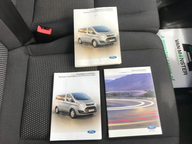 2017 Ford Transit Custom 2.0 Tdci 105Ps L2 High Roof Van (WR67YFN) Image 36