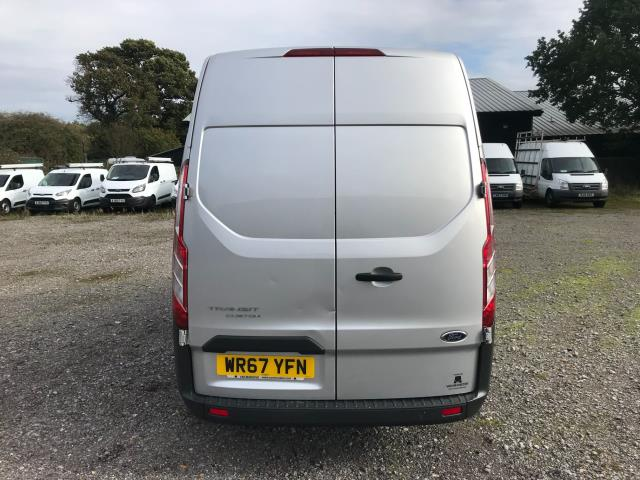 2017 Ford Transit Custom 2.0 Tdci 105Ps L2 High Roof Van (WR67YFN) Image 5