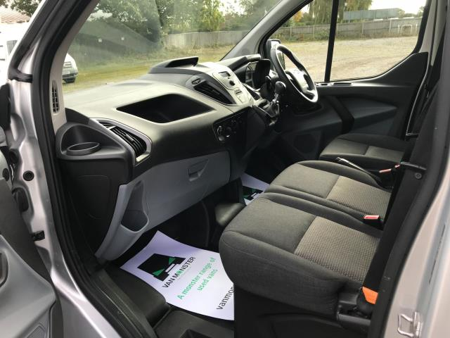 2017 Ford Transit Custom 2.0 Tdci 105Ps L2 High Roof Van (WR67YFN) Image 22