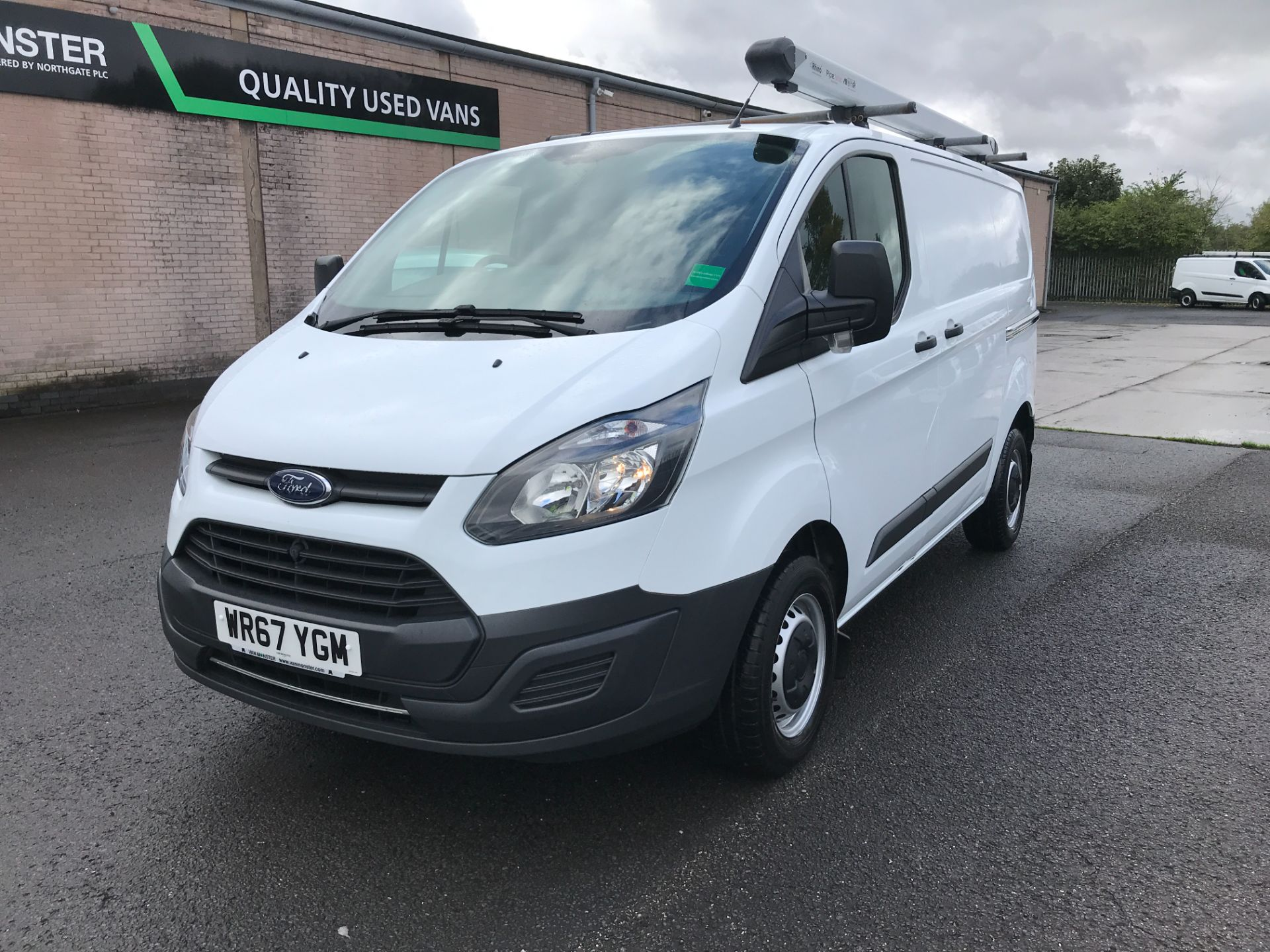 2018 Ford Transit Custom  290 L1 2.0TDCI 105PS LOW ROOF EURO 6 (WR67YGM) Image 2