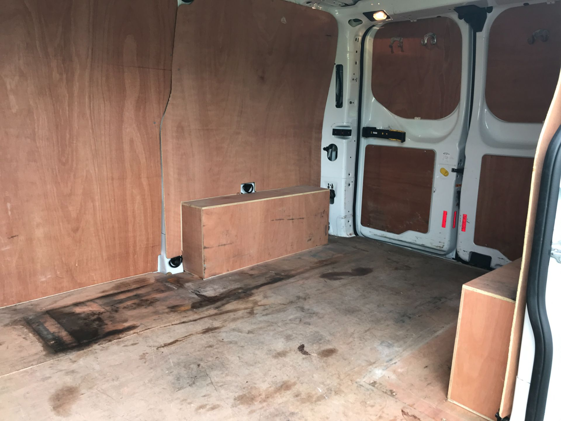 2018 Ford Transit Custom  290 L1 2.0TDCI 105PS LOW ROOF EURO 6 (WR67YGM) Image 8