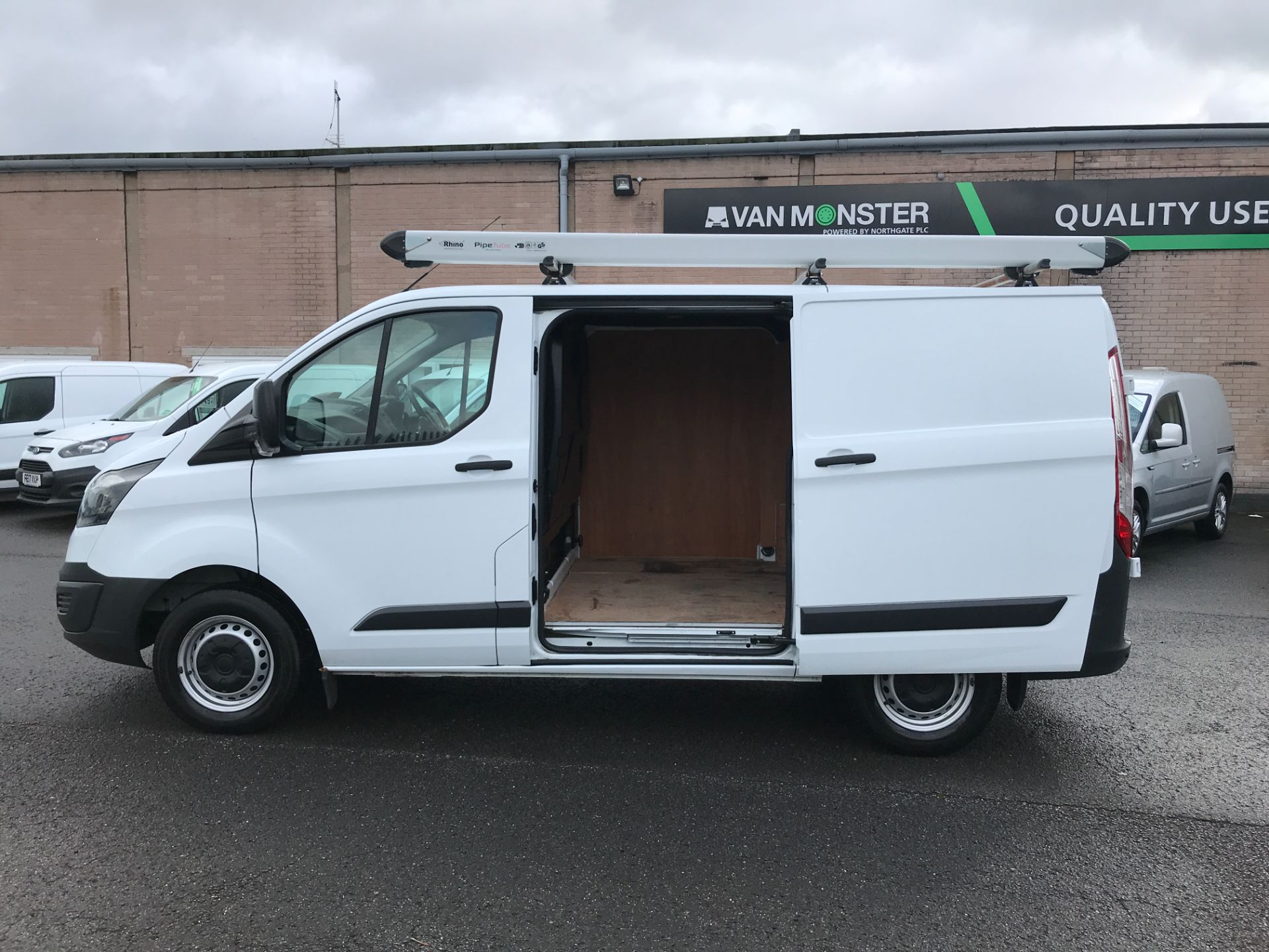 2018 Ford Transit Custom  290 L1 2.0TDCI 105PS LOW ROOF EURO 6 (WR67YGM) Image 7