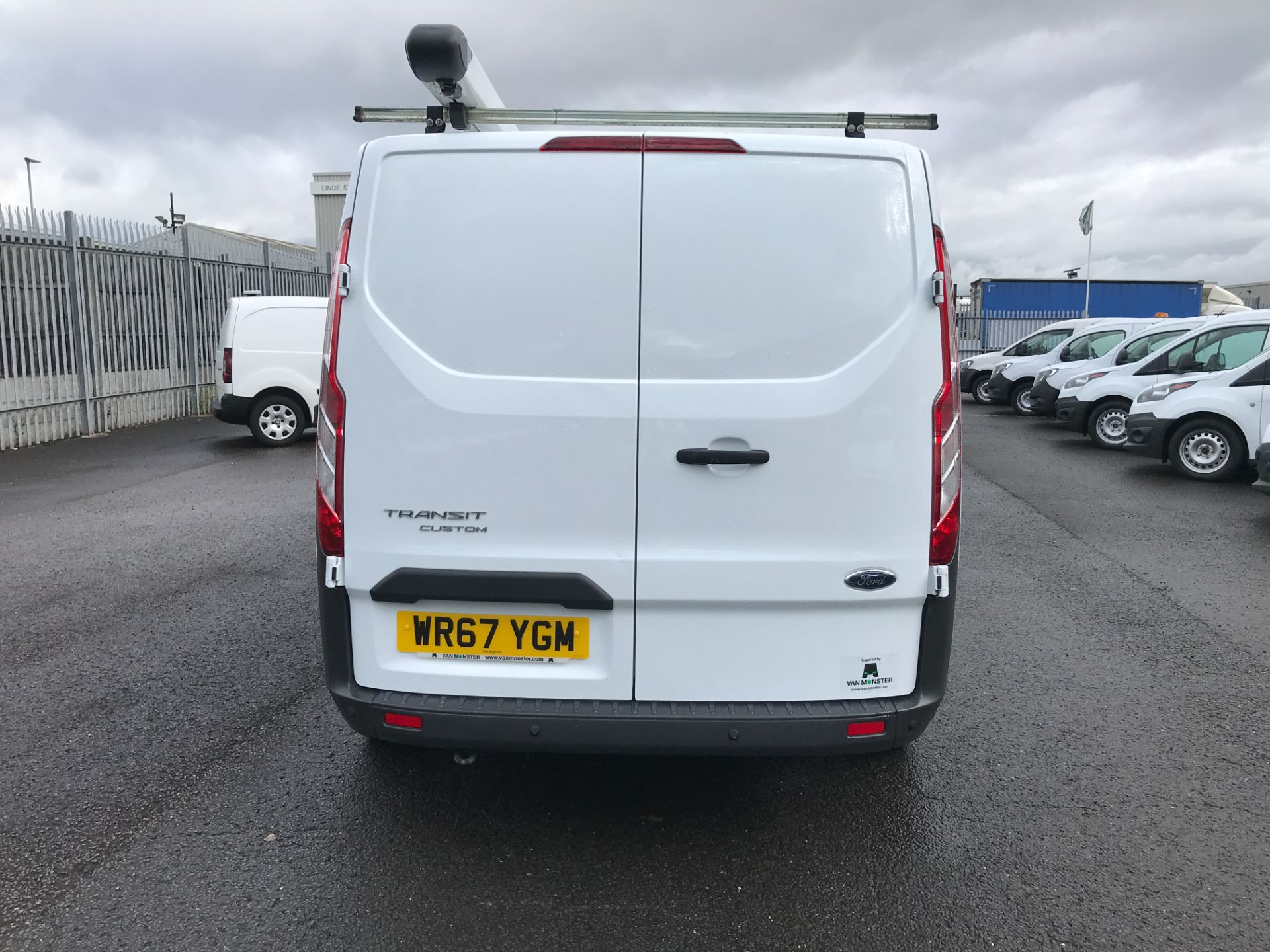 2018 Ford Transit Custom  290 L1 2.0TDCI 105PS LOW ROOF EURO 6 (WR67YGM) Image 21