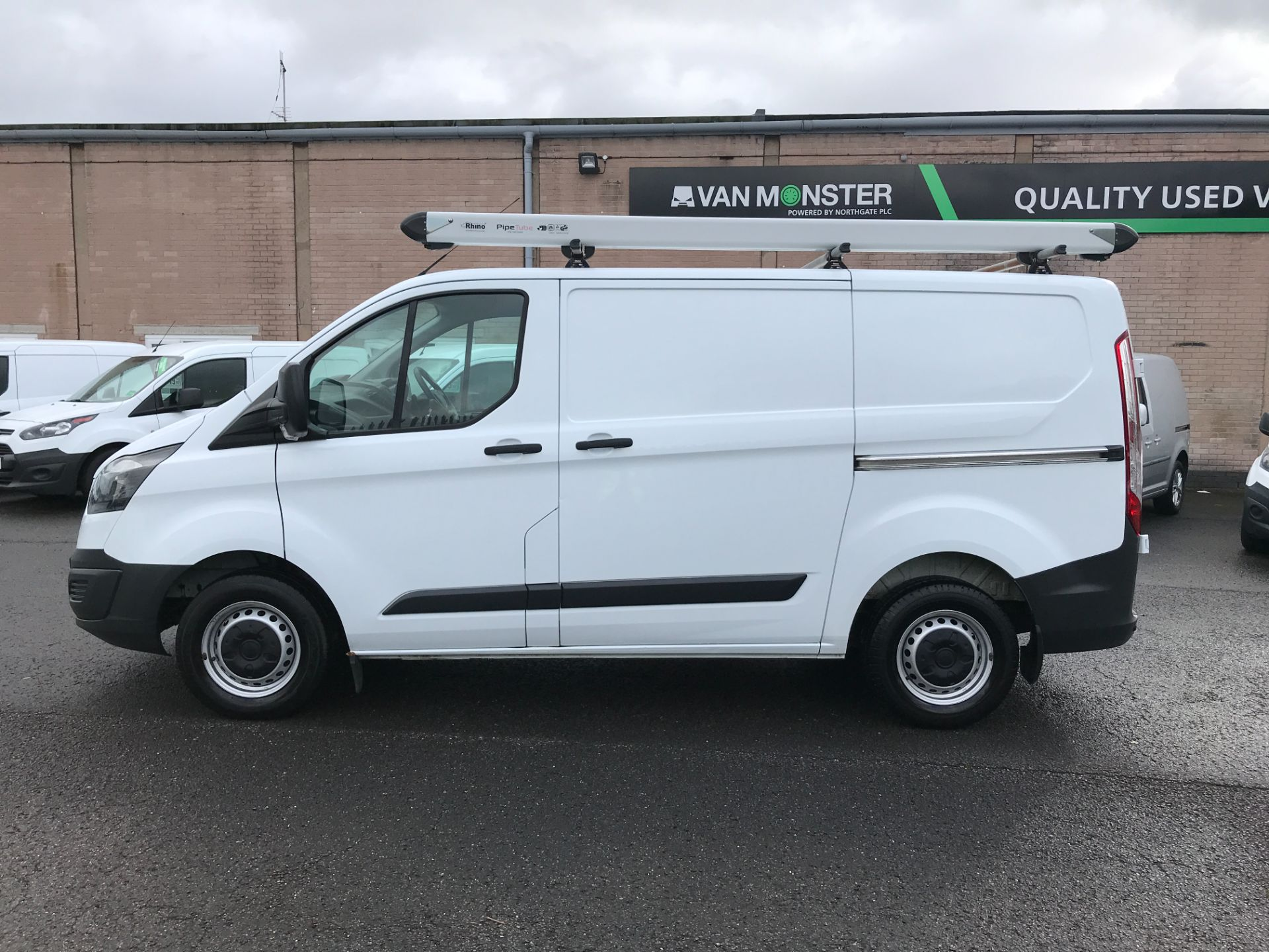 2018 Ford Transit Custom  290 L1 2.0TDCI 105PS LOW ROOF EURO 6 (WR67YGM) Image 6