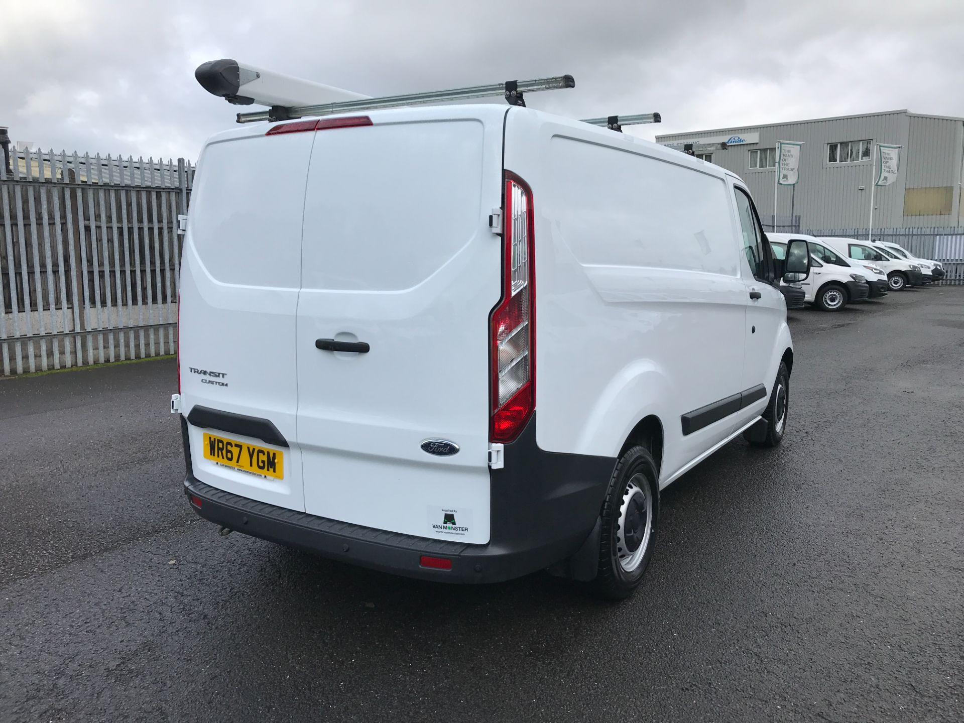 2018 Ford Transit Custom  290 L1 2.0TDCI 105PS LOW ROOF EURO 6 (WR67YGM) Image 3