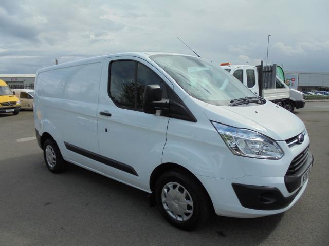 2016 Ford Transit Custom  290 L1 DIESEL FWD 2.2 TDCI 125PS LOW ROOF TREND E-TEC VAN EURO 5 (WT16KOU)