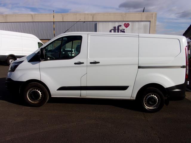 2017 Ford Transit Custom 290 2.0 Tdci 105Ps Low Roof Van (WT66DZO) Image 12