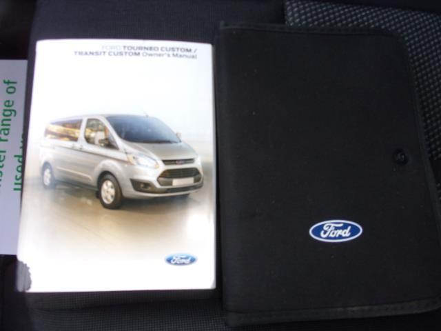2017 Ford Transit Custom 290 2.0 Tdci 105Ps Low Roof Van (WT66DZO) Image 22