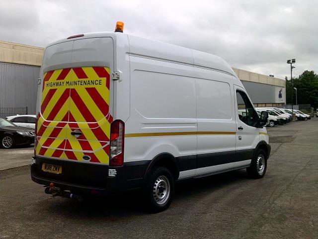 2018 Ford Transit 2.0 Tdci 130Ps L3 H3 Van (WU18ZMV) Image 9