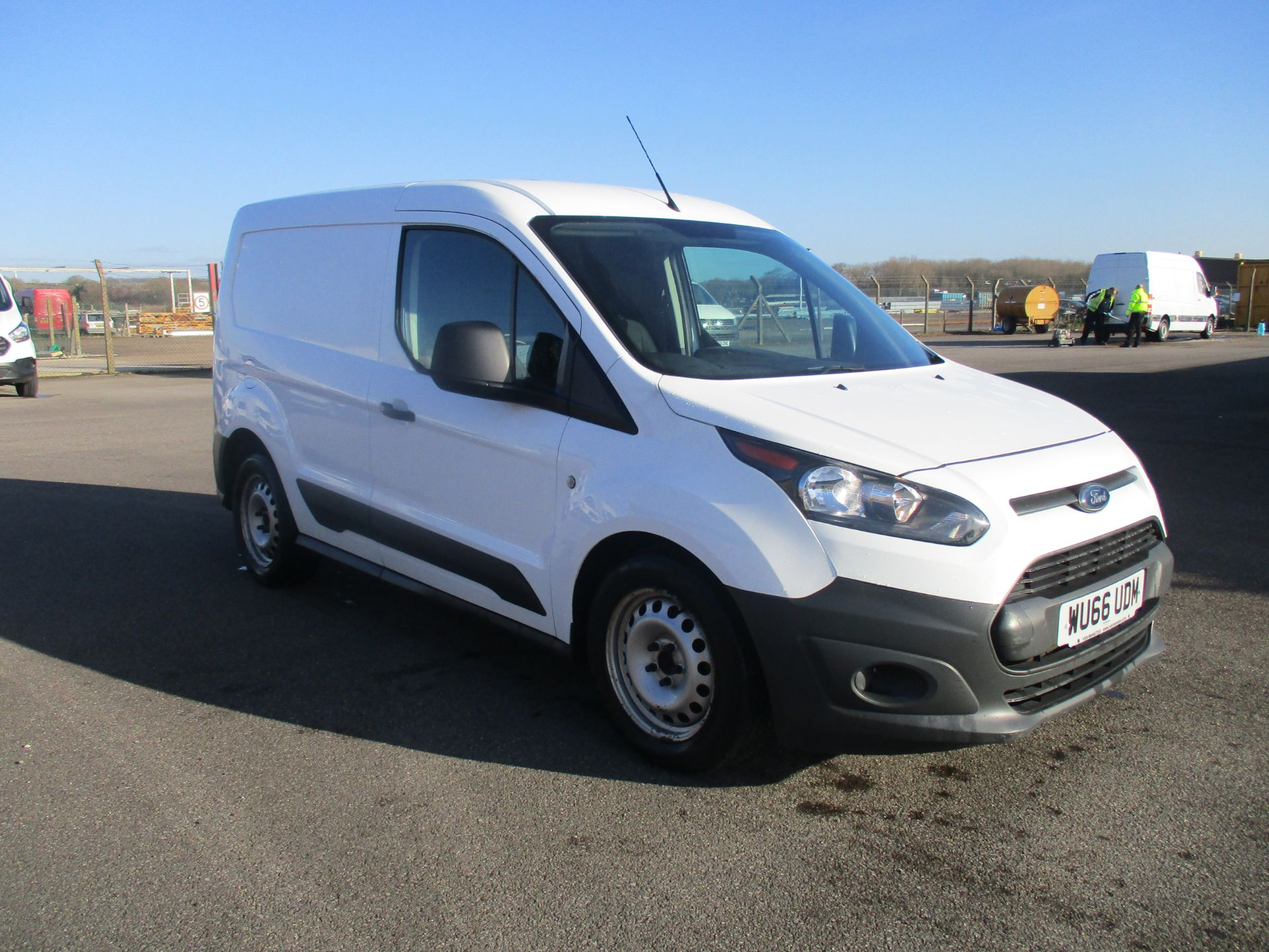 2016 Ford Transit Connect 200 L1 DIESEL 1.5 TDCI 75PS VAN EURO 6 (WU66UDM)