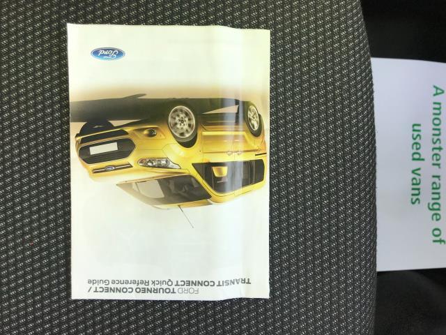 2016 Ford Transit Connect  200 L1 Diesel 1.5 TDCi 75PS Van EURO 6 (WU66XAJ) Image 47
