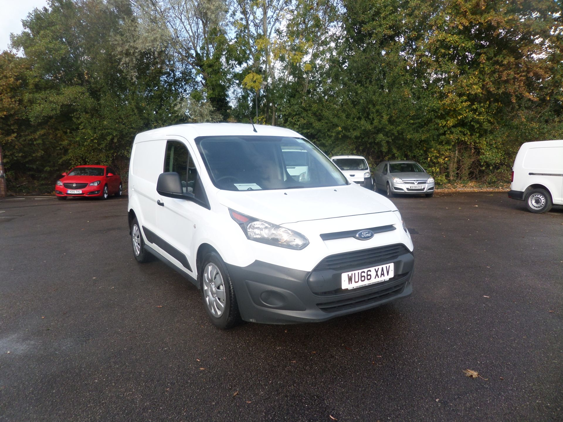2016 Ford Transit Connect 1.5 Tdci 75Ps Van Euro 6 (WU66XAV)